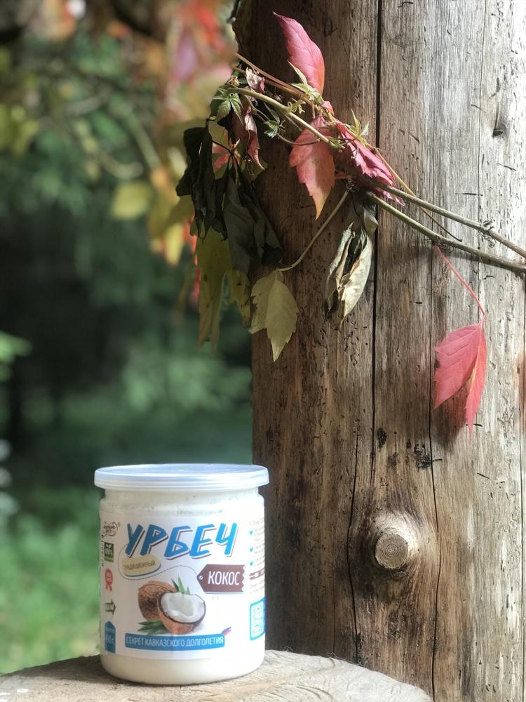 урбеч из кокоса без сахара от намажь орех